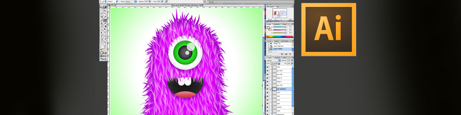 Adobe Illustrator Training in London